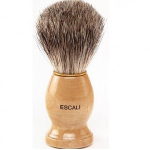 Review For escali shaving brush