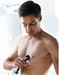 Man Body Grooming