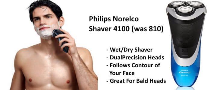 Buy norelco 4100 rotary razor
