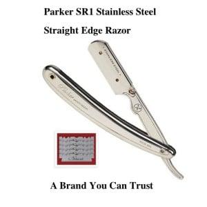 Parker SR1 - Straight Edge Razor
