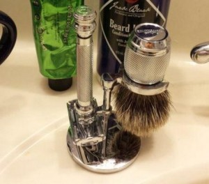 Review for parker99r safety razor