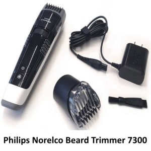 Philips Norelco-Beard Trimmer 7300 review