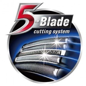 arc5 5 blade system