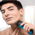 Braun 3040 Electric Shaver Used By Pros