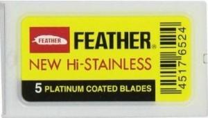 feather-razor-blades