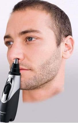 panasnic er430k nose trimmer review